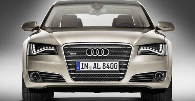 2012 Audi A8 L 6.3 FSI quattro豪華版  第2張相片