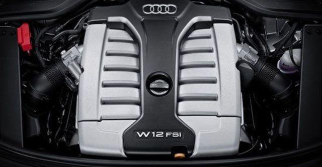 2012 Audi A8 L 6.3 FSI quattro豪華版  第11張相片