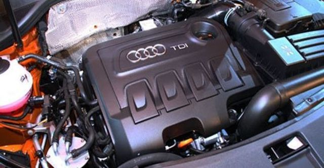 2012 Audi Q3 2.0 TDI quattro  第4張相片