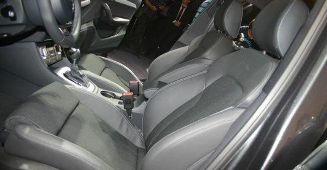 2012 Audi Q3 2.0 TDI quattro  第7張相片