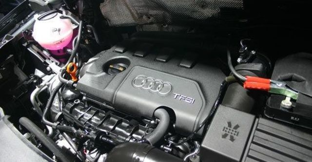 2012 Audi Q3 2.0 TFSI quattro  第4張相片