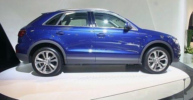 2012 Audi Q3 2.0 TFSI quattro  第6張相片
