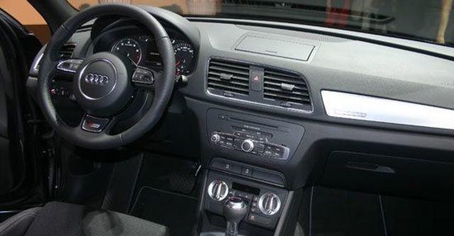 2012 Audi Q3 2.0 TFSI quattro  第7張相片