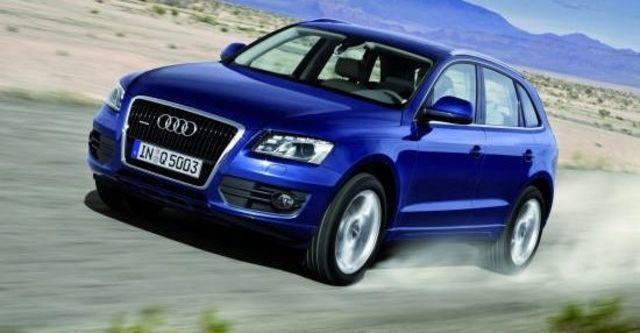 2012 Audi Q5 2.0 TFSI quattro  第1張相片