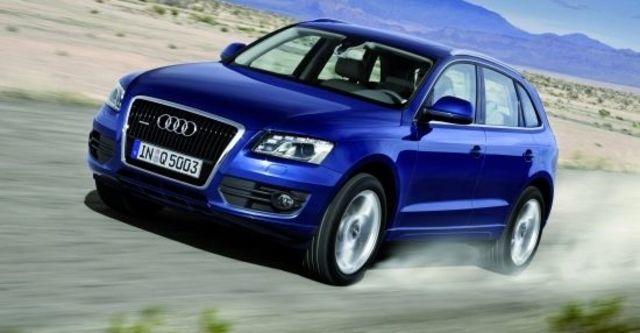 2012 Audi Q5 2.0 TFSI quattro  第2張相片