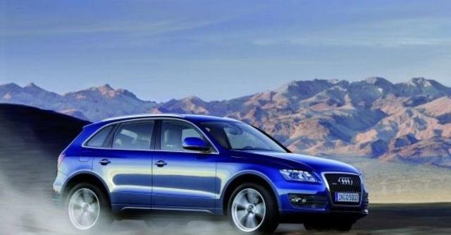 2012 Audi Q5 2.0 TFSI quattro  第3張相片