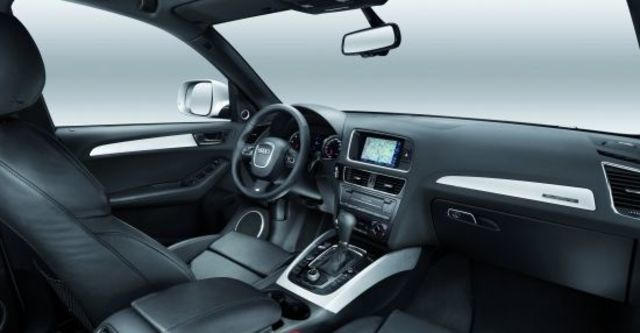 2012 Audi Q5 2.0 TFSI quattro  第6張相片