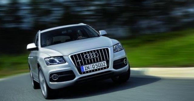2012 Audi Q5 3.0 TDI quattro  第1張相片