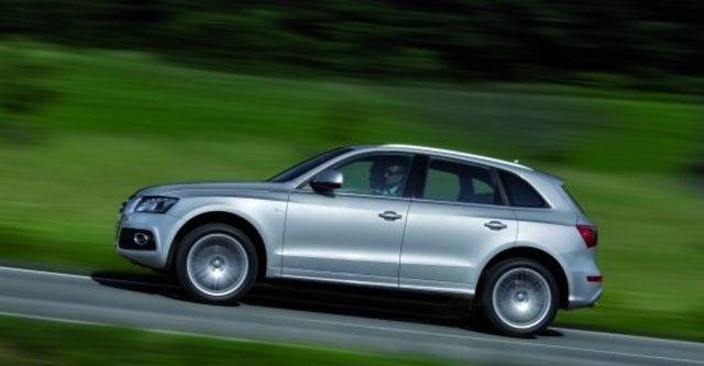 2012 Audi Q5 3.0 TDI quattro  第3張相片