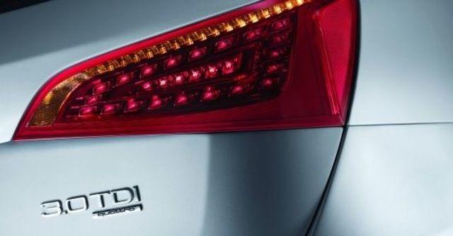 2012 Audi Q5 3.0 TDI quattro  第8張相片