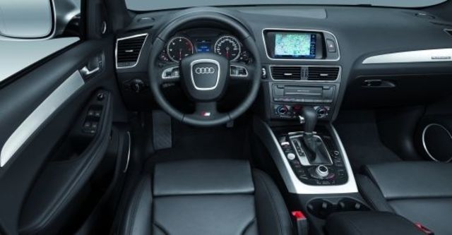 2012 Audi Q5 3.0 TDI quattro  第9張相片
