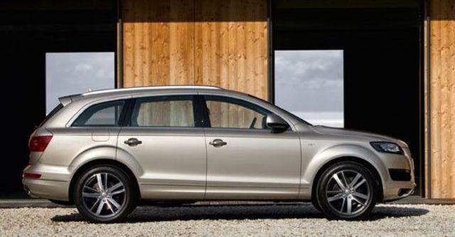 2012 Audi Q7 4.2 TDI quattro  第3張相片