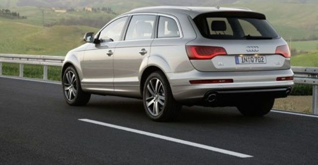 2012 Audi Q7 4.2 TDI quattro  第5張相片