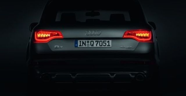 2012 Audi Q7 4.2 TDI quattro  第8張相片
