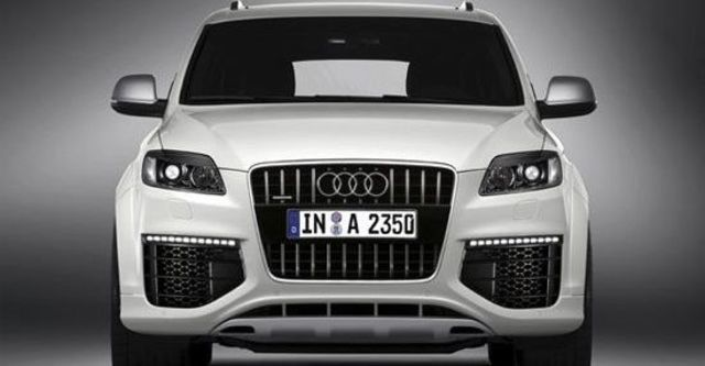 2012 Audi Q7 6.0 TDI quattro  第3張相片