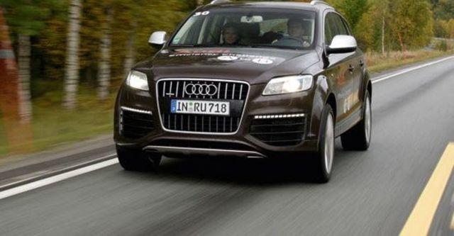 2012 Audi Q7 6.0 TDI quattro  第7張相片
