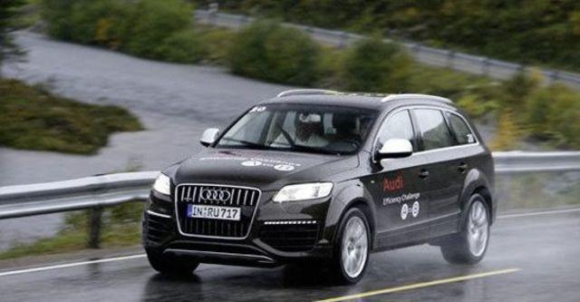 2012 Audi Q7 6.0 TDI quattro  第8張相片