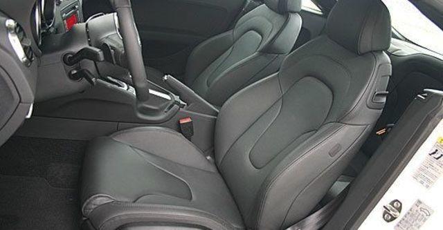 2012 Audi TT 2.0 TFSI  第5張相片