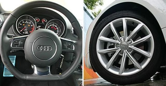 2012 Audi TT 2.0 TFSI  第9張相片