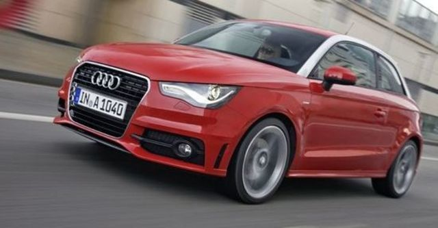2011 Audi A1 1.4 TFSI Ambition  第1張相片