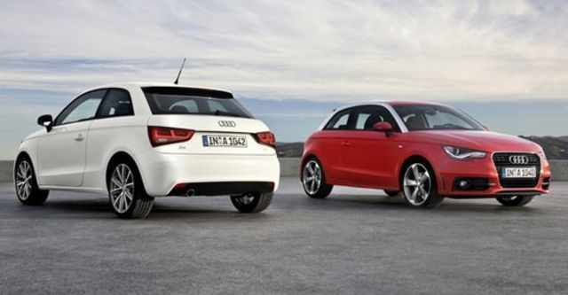 2011 Audi A1 1.4 TFSI Attraction  第4張相片