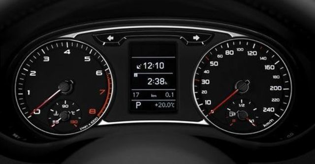 2011 Audi A1 1.4 TFSI Attraction  第8張相片