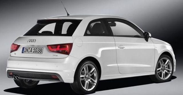 2011 Audi A1 1.4 TFSI Sport  第3張相片