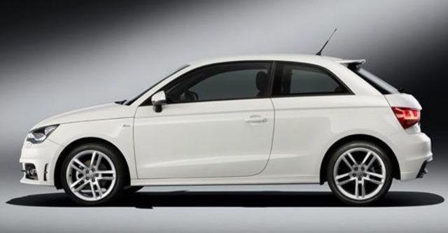 2011 Audi A1 1.4 TFSI Sport  第4張相片