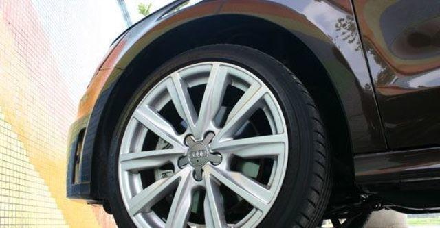 2011 Audi A1 1.4 TFSI Sport  第13張相片