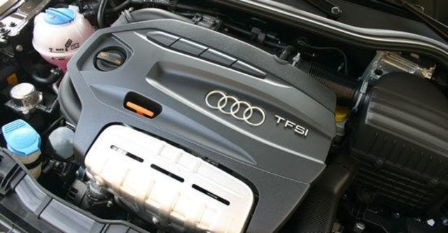 2011 Audi A1 1.4 TFSI Sport  第14張相片