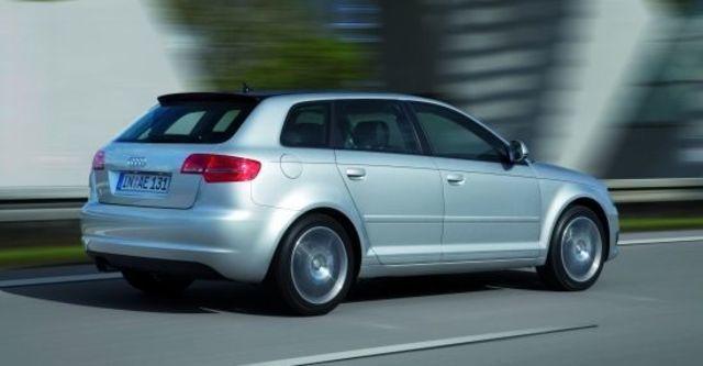 2011 Audi A3 Sportback 1.8 TFSI  第6張相片