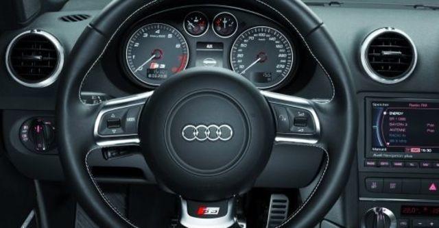 2011 Audi A3 Sportback S3  第8張相片