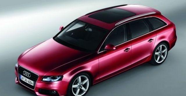 2011 Audi A4 Avant 2.0 TDI  第3張相片