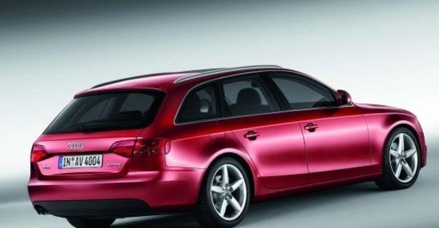 2011 Audi A4 Avant 2.0 TDI  第4張相片