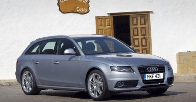 2011 Audi A4 Avant 2.0 TFSI  第1張相片