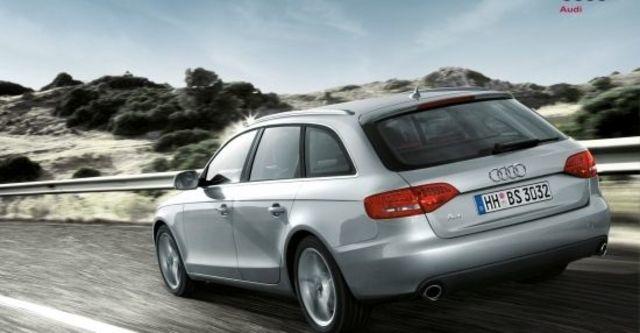2011 Audi A4 Avant 2.0 TFSI  第4張相片