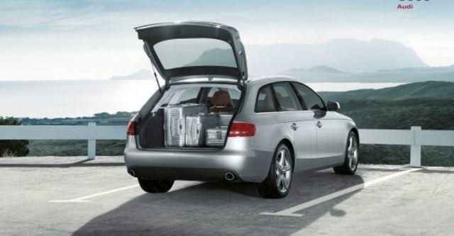 2011 Audi A4 Avant 2.0 TFSI  第5張相片