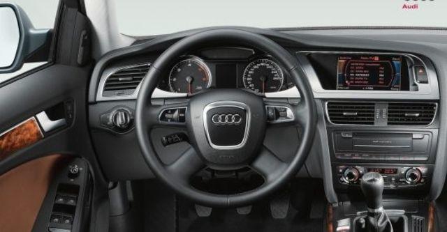 2011 Audi A4 Avant 2.0 TFSI  第6張相片