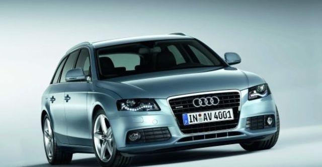 2011 Audi A4 Avant 2.0 TFSI quattro  第1張相片