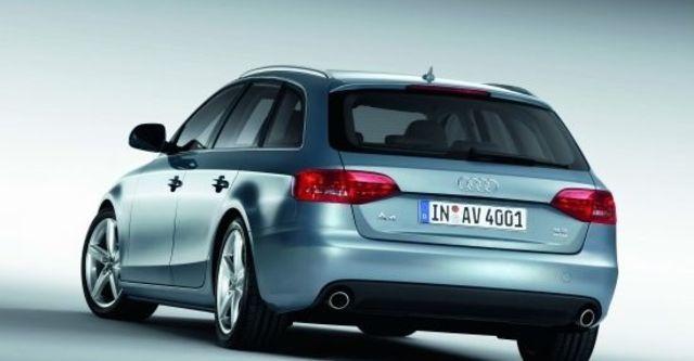 2011 Audi A4 Avant 2.0 TFSI quattro  第3張相片