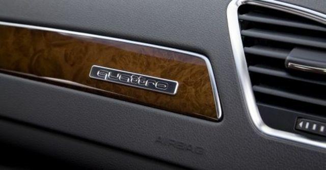 2011 Audi A4 Avant 2.0 TFSI quattro  第7張相片