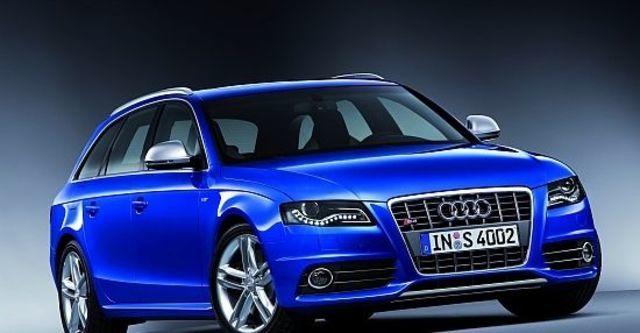 2011 Audi A4 Avant S4  第2張相片