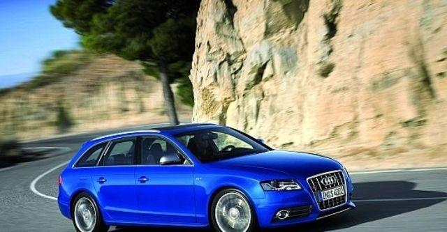 2011 Audi A4 Avant S4  第5張相片