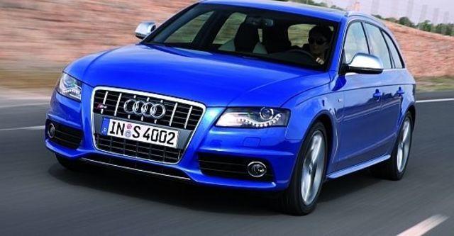 2011 Audi A4 Avant S4  第6張相片