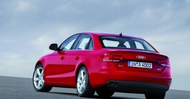 2011 Audi A4 Sedan 1.8 TFSI  第3張相片