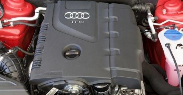 2011 Audi A4 Sedan 1.8 TFSI  第5張相片
