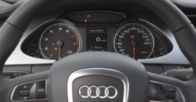2011 Audi A4 Sedan 1.8 TFSI  第7張相片