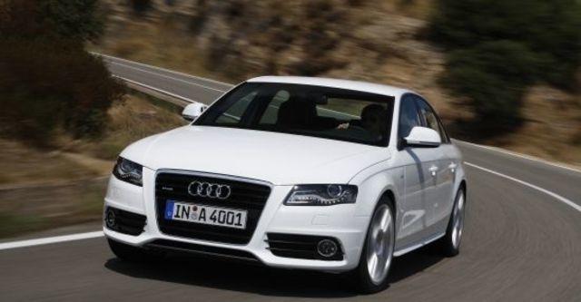 2011 Audi A4 Sedan 2.0 TFSI quattro  第1張相片