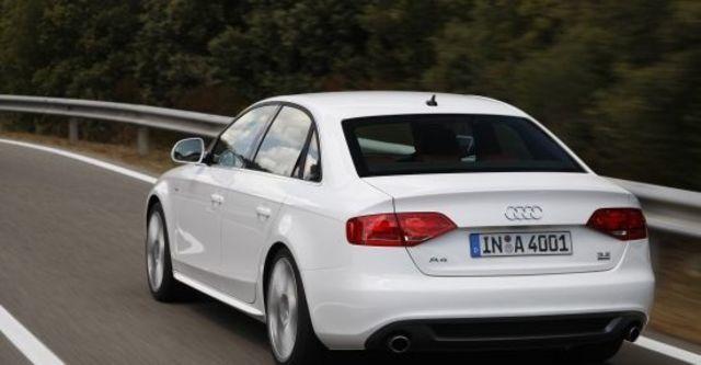 2011 Audi A4 Sedan 2.0 TFSI quattro  第3張相片