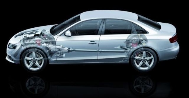 2011 Audi A4 Sedan 2.0 TFSI quattro  第8張相片